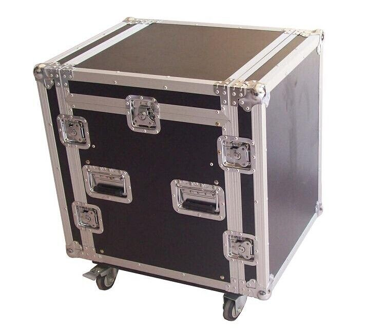 Heavy Duty Case Aluminum Tool Cases / Boxes 9mm , 10mm Plywood Case