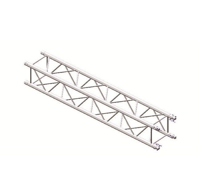 220*220 Minni Spigot Truss For Show , Exhibition , Truss Display Fireproof