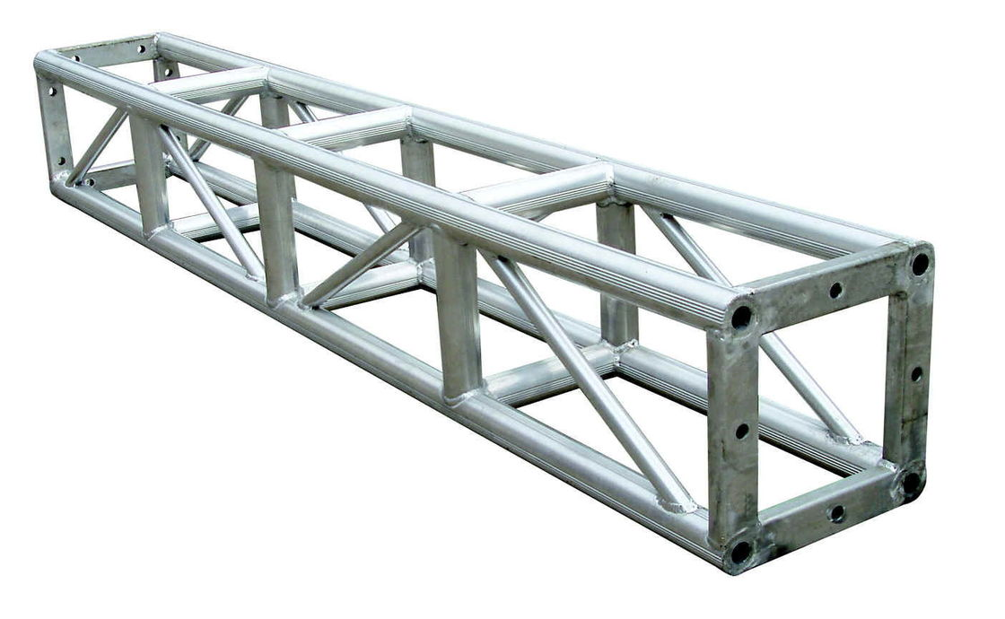 Aluminum Frame Truss Structure /  Spigot Bolt Stage Lights Exhibition Aluminum Truss
