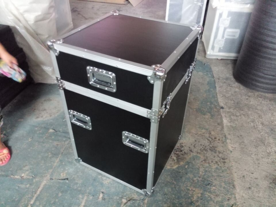 Square Aluminum Tool Cases For Your Valuable Equipments